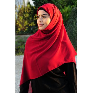 XXL headscarf 160cm X 160cm bordeaux